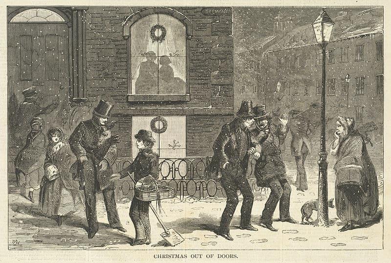 Heartfelt History Holidays Christmas In America Through The