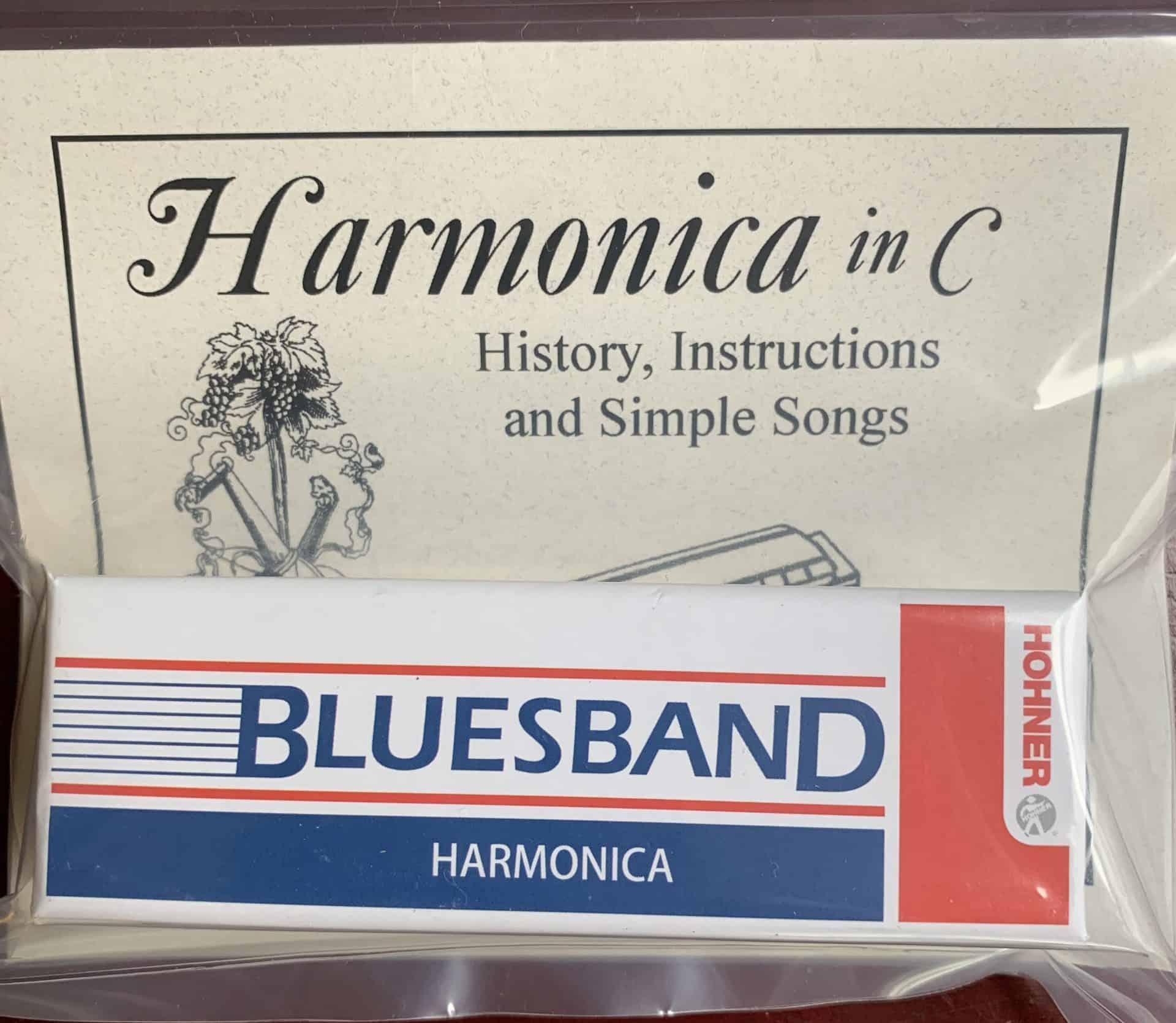 Harmonica in C