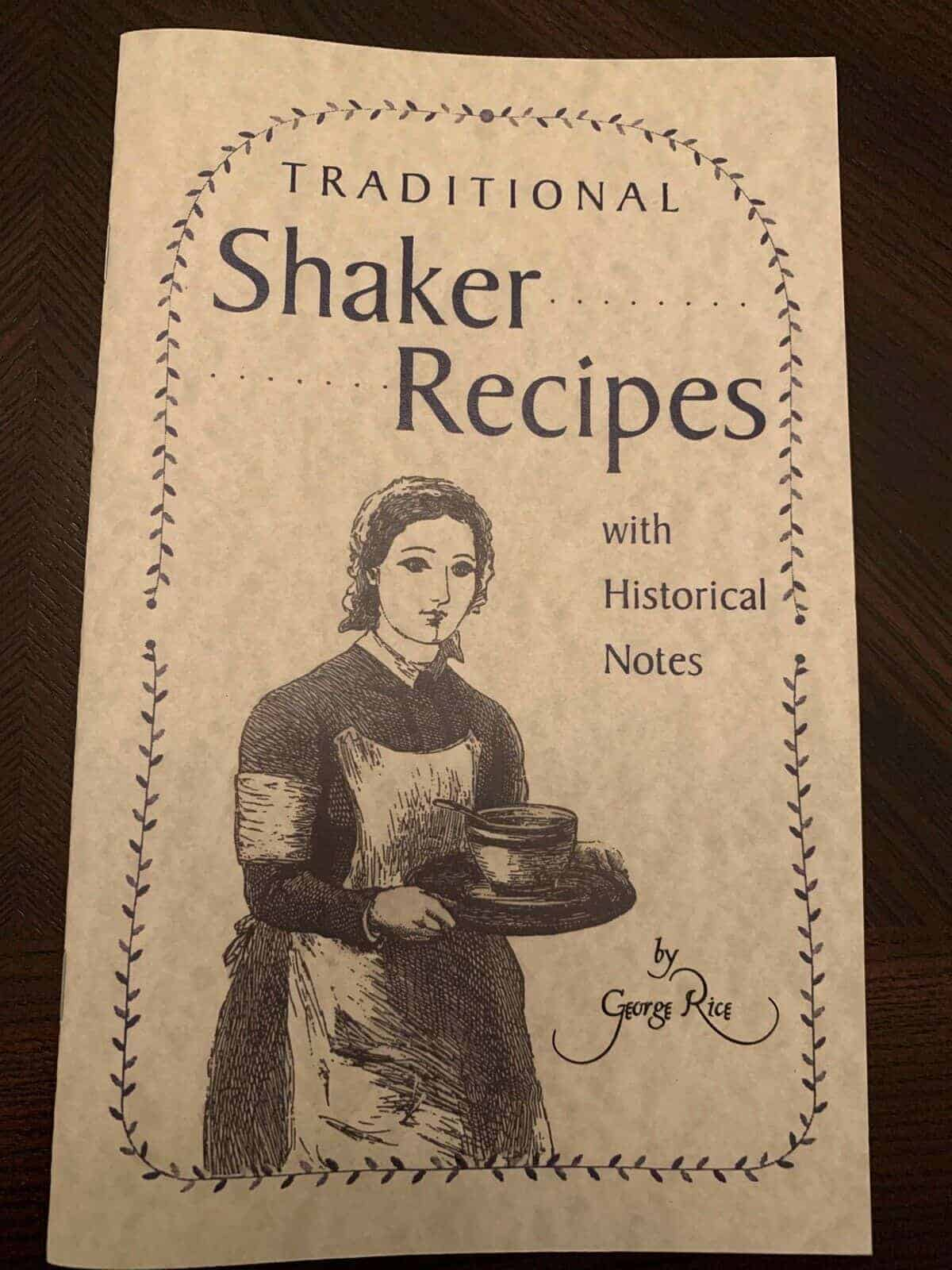 Traditional Shaker Recipes