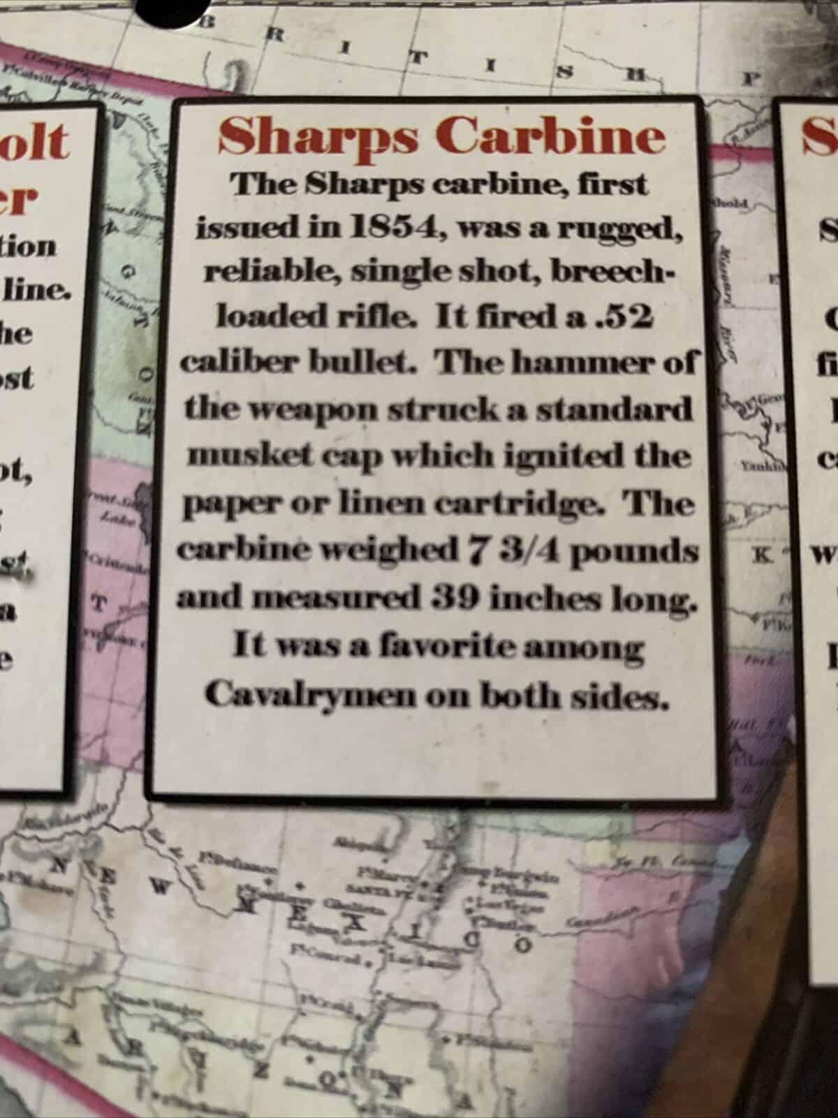 Civil War Firearms - Replicas