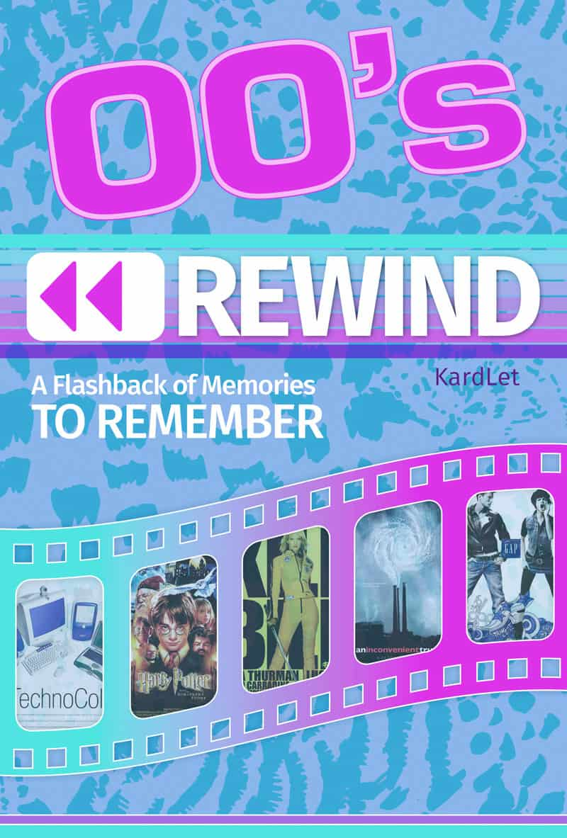 Decade Rewind Kardlets