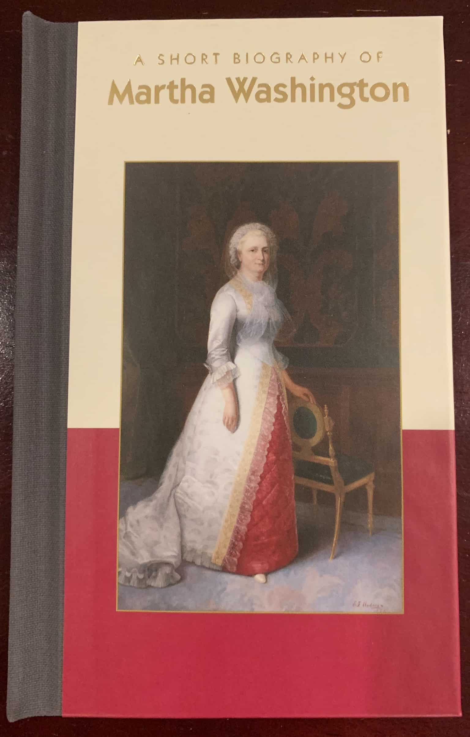 A Short Biography of Martha Washington