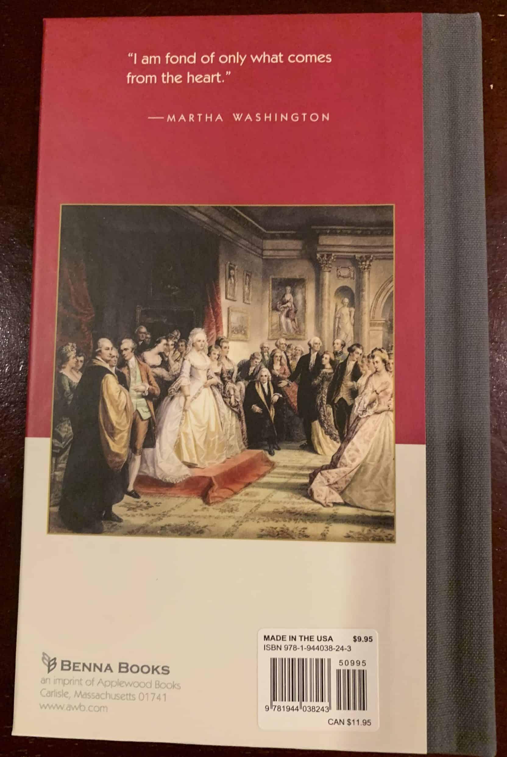 A Short Biography of Martha Washington