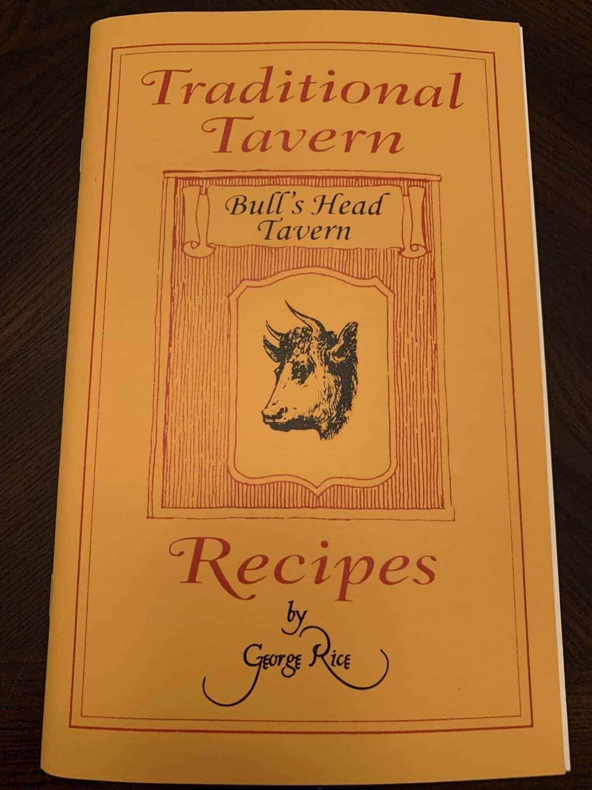 Traditional Tavern Recipes
