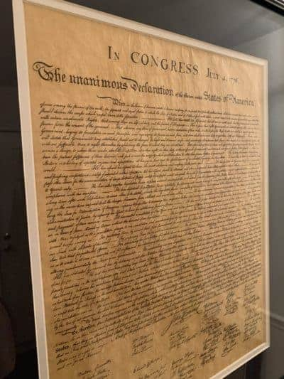 Historical Documents and Parchments