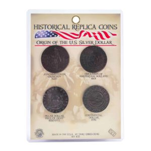 Historical Currency Replicas