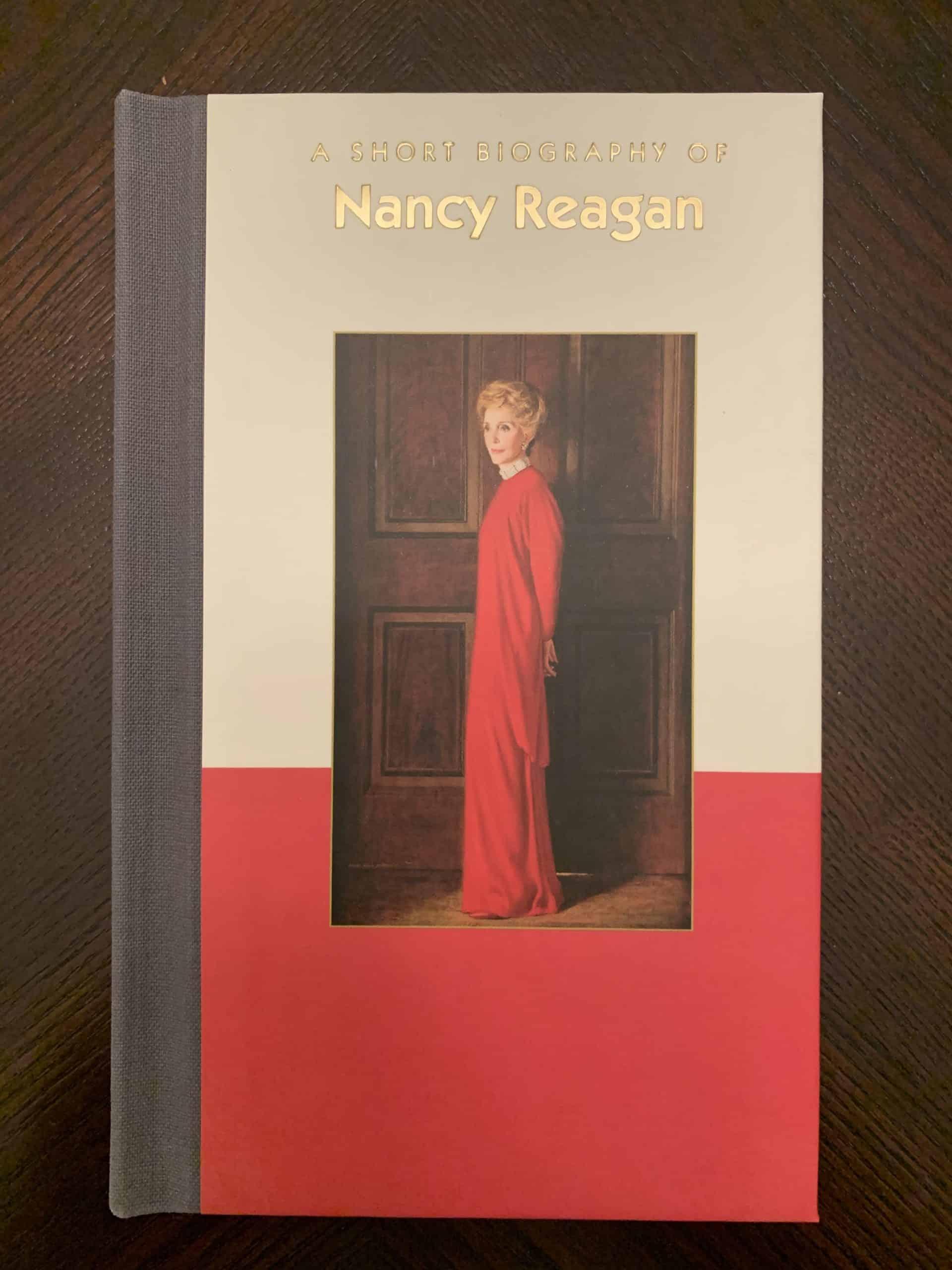 A Short Biography of Nancy Reagan