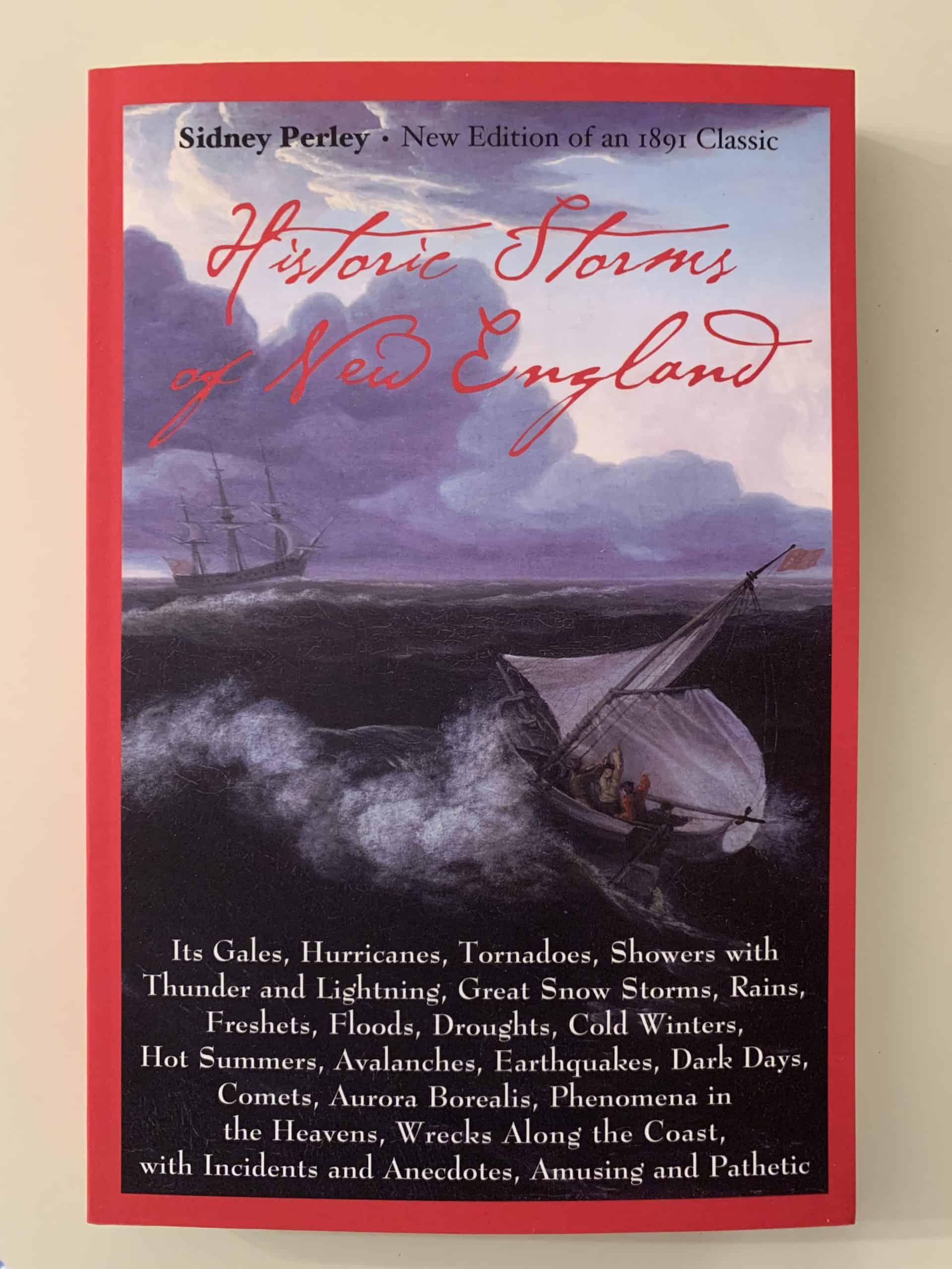 Historic Storms of New England