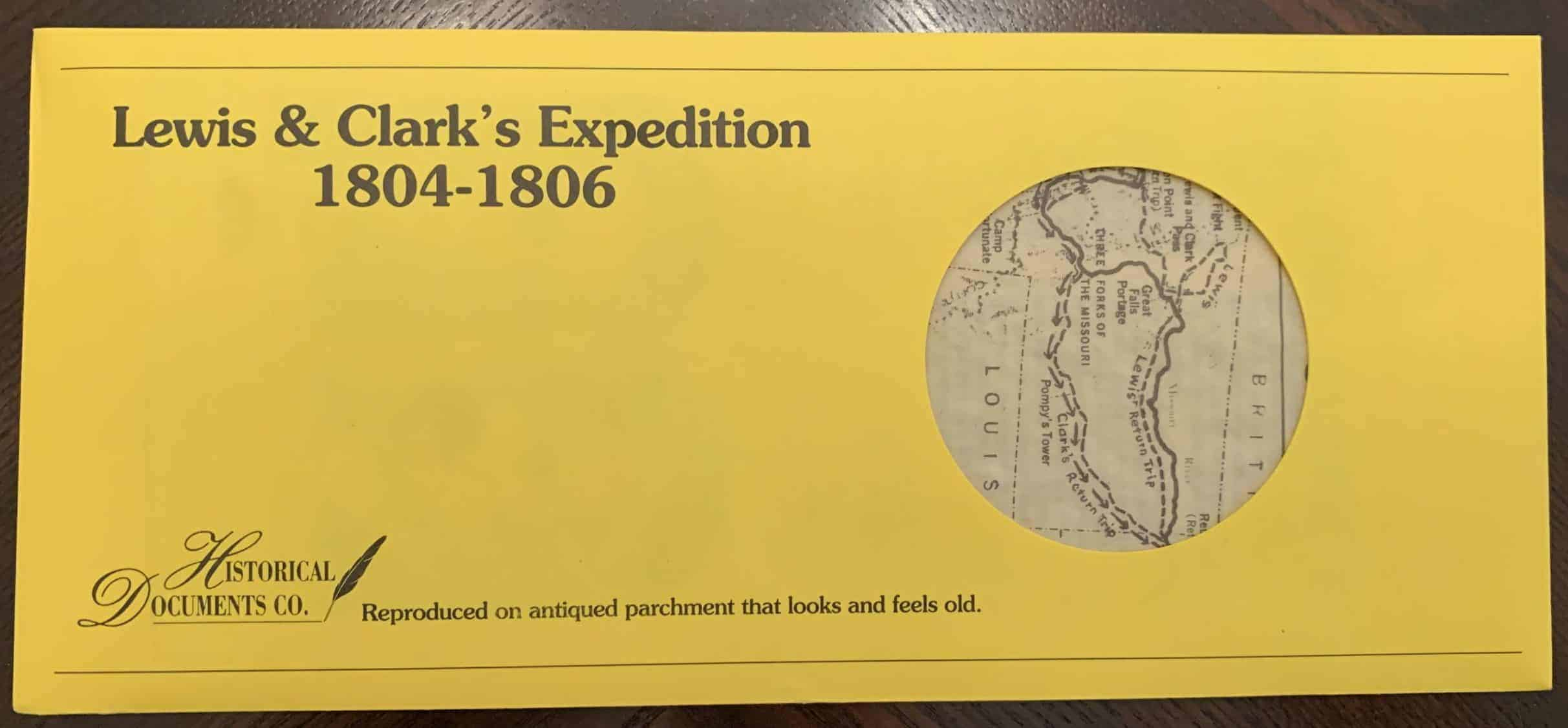 Lewis & Clark's Expedition 1804-1806